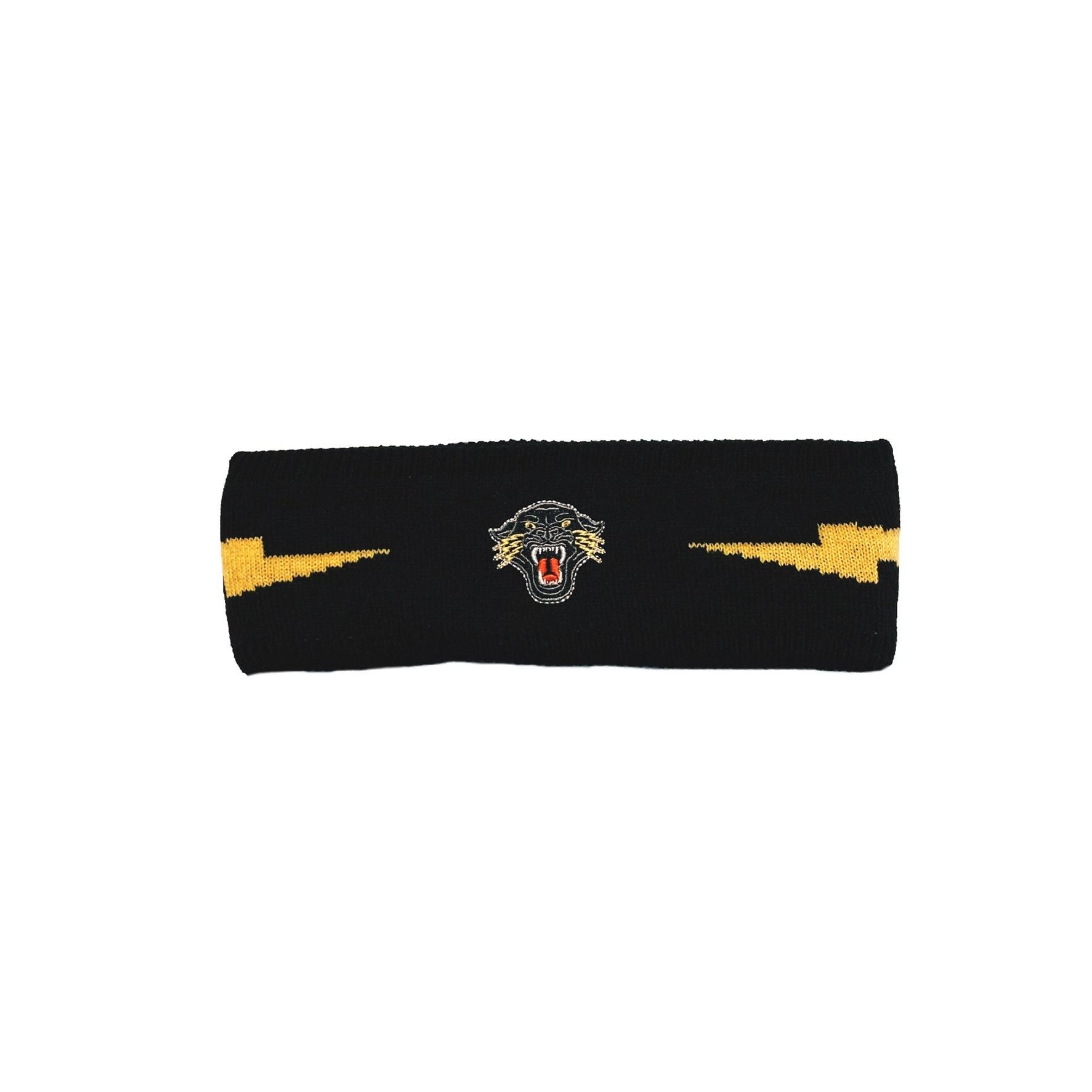 Jugrnaut Jugrnaut ASW Panthro Headband Yellow Bolt