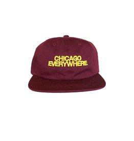 Jugrnaut Jugrnaut Chicago Everywhere Cap Maroon