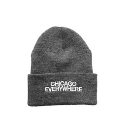 Jugrnaut Jugrnaut Two Sided Beanie Dark Grey