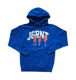 Jugrnaut Jugrnaut Dynasty Hoody Blue