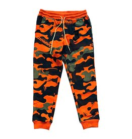 Jugrnaut Jugrnaut Signature Camo Pants Orange