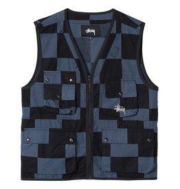 Stussy Stussy Utility Vest Checkered