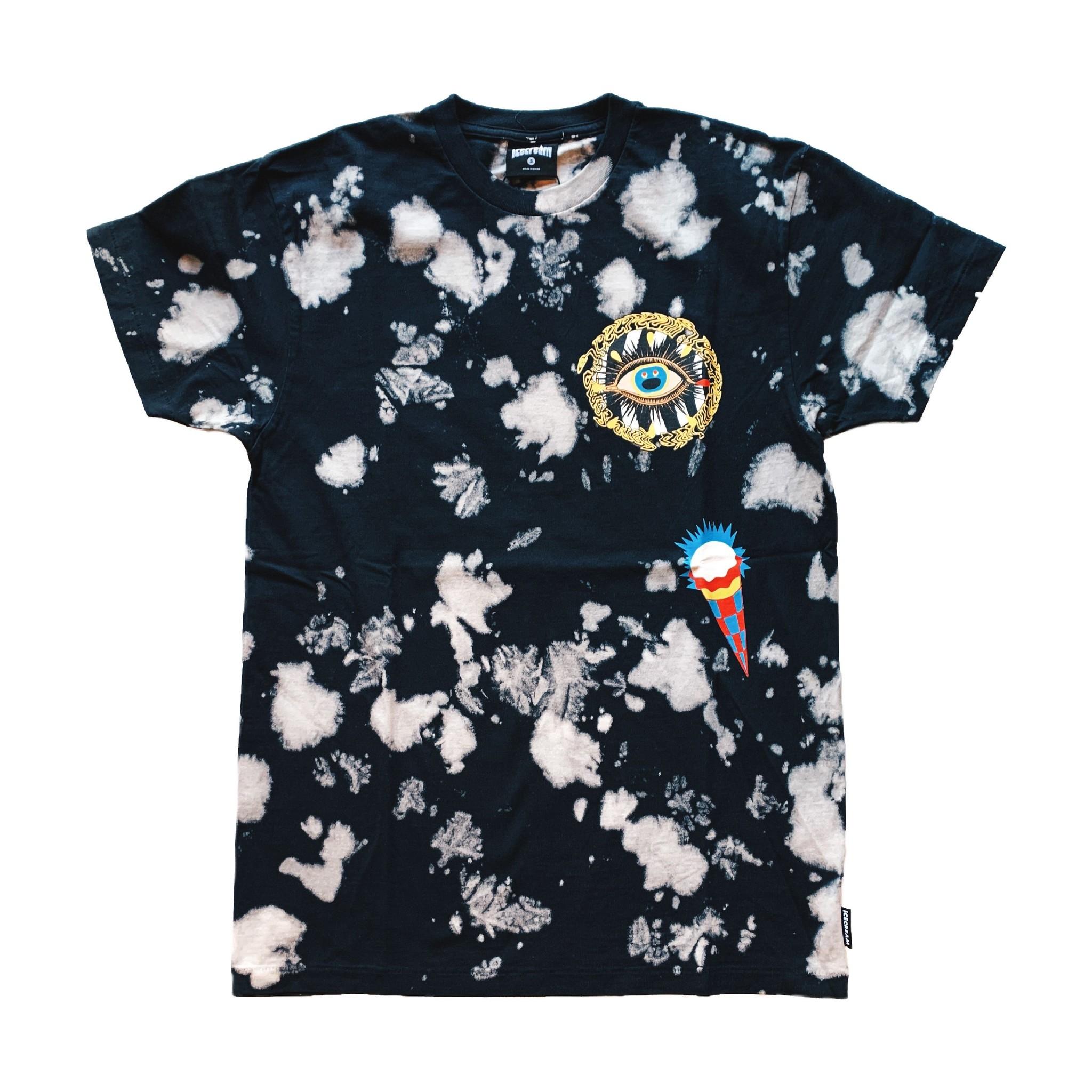 Icecream Icecream Moutain SS Knit Black