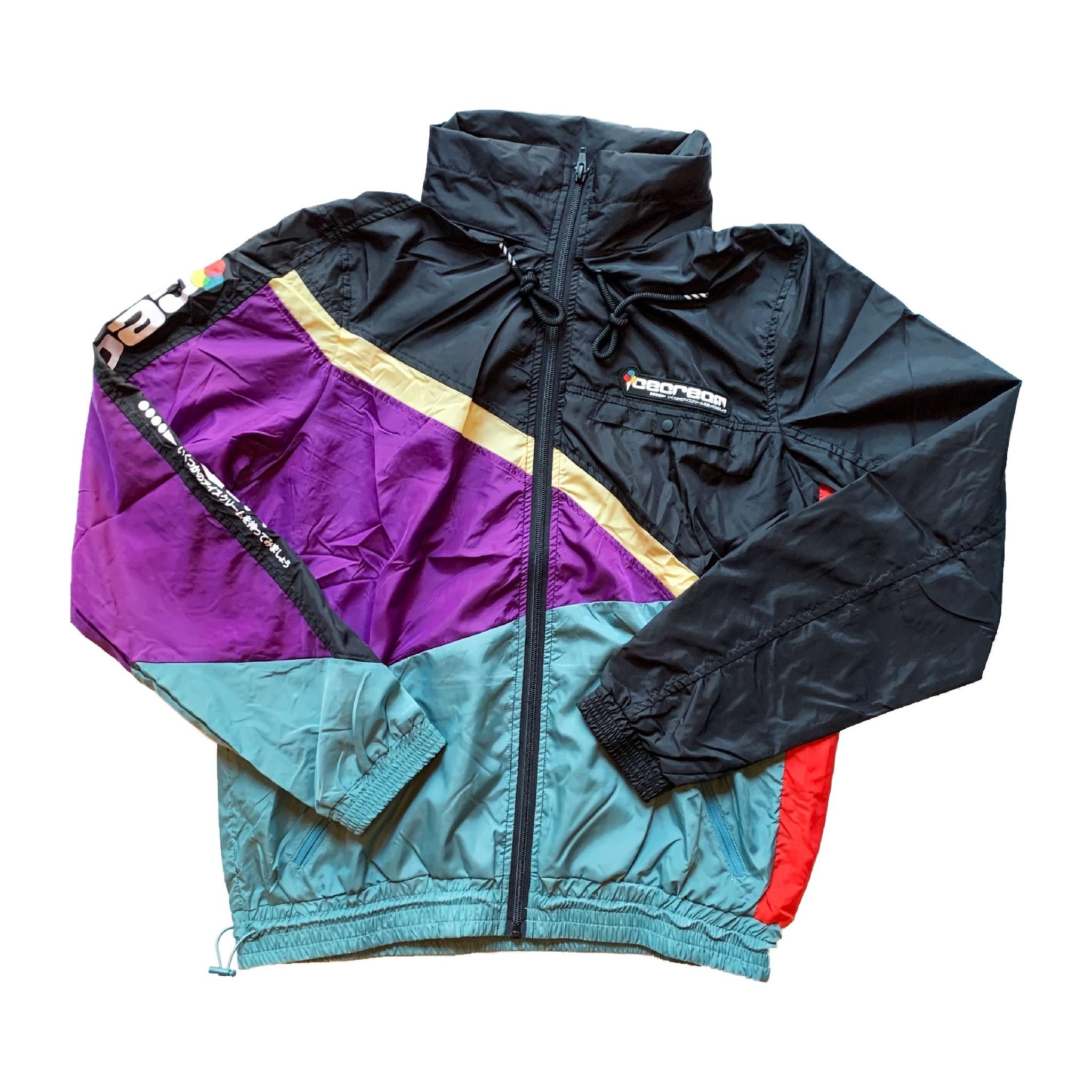 Icecream icecream Steamer Jacket Black