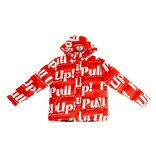 Rumours Rumours Puffy Jacket Red