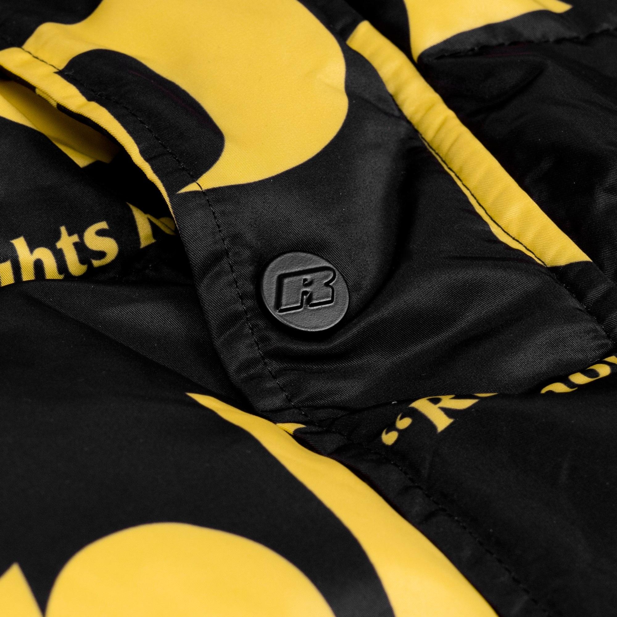 Rumours Rumours Puffy Jacket Yellow