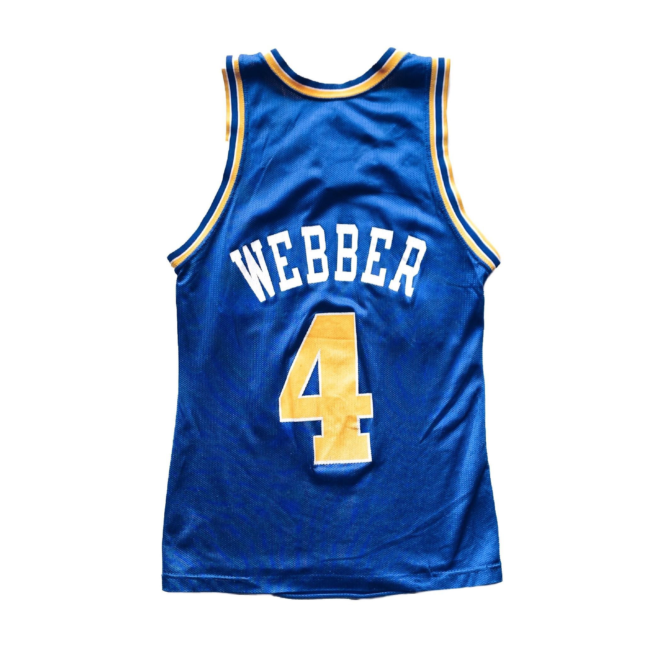 Vintage Vintage Jug Webber Youth Jersey
