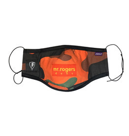 Jugrnaut Jugrnaut x Panels Mask Orange Camo