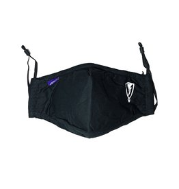 Jugrnaut Jugrnaut Shield face mask Black