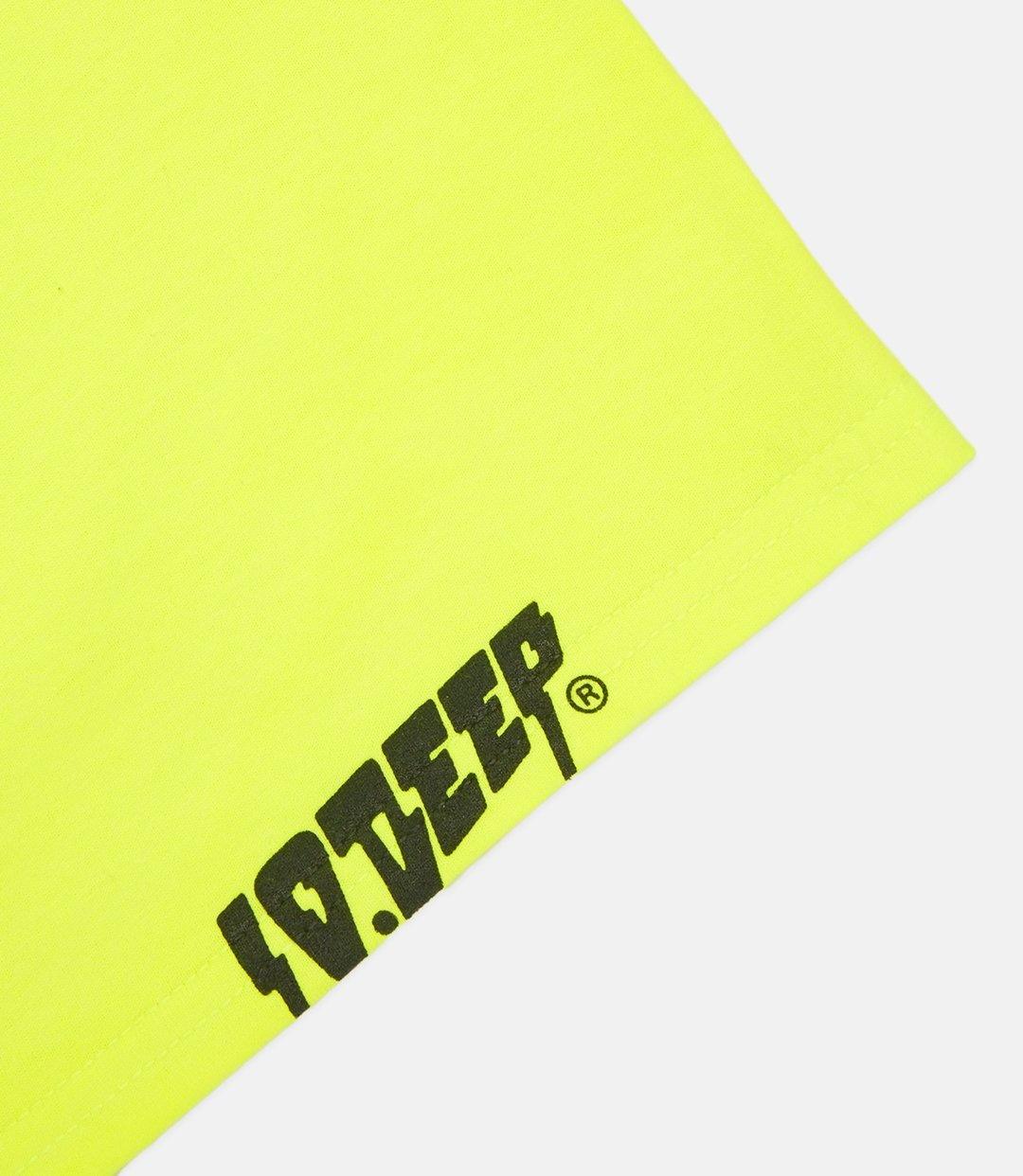10 Deep 10 Deep Collab Tee Neon