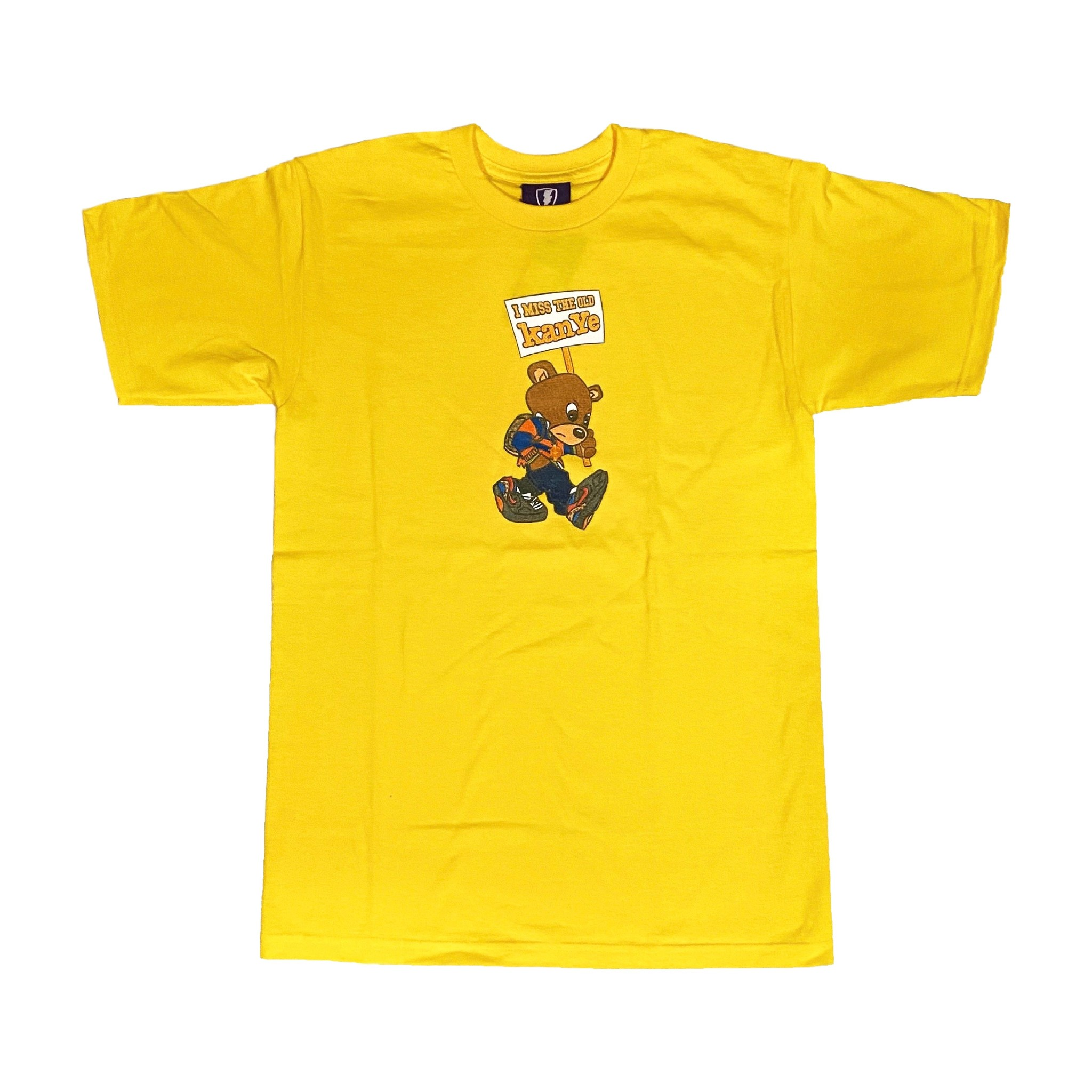 Jugrnaut Jugrnaut I miss the old Kanye Yellow