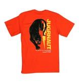 Jugrnaut Jugrnaut Crouching Panther Tee Orange