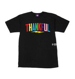 Jugrnaut Jugrnaut x Thankful For Chicago Black Tee