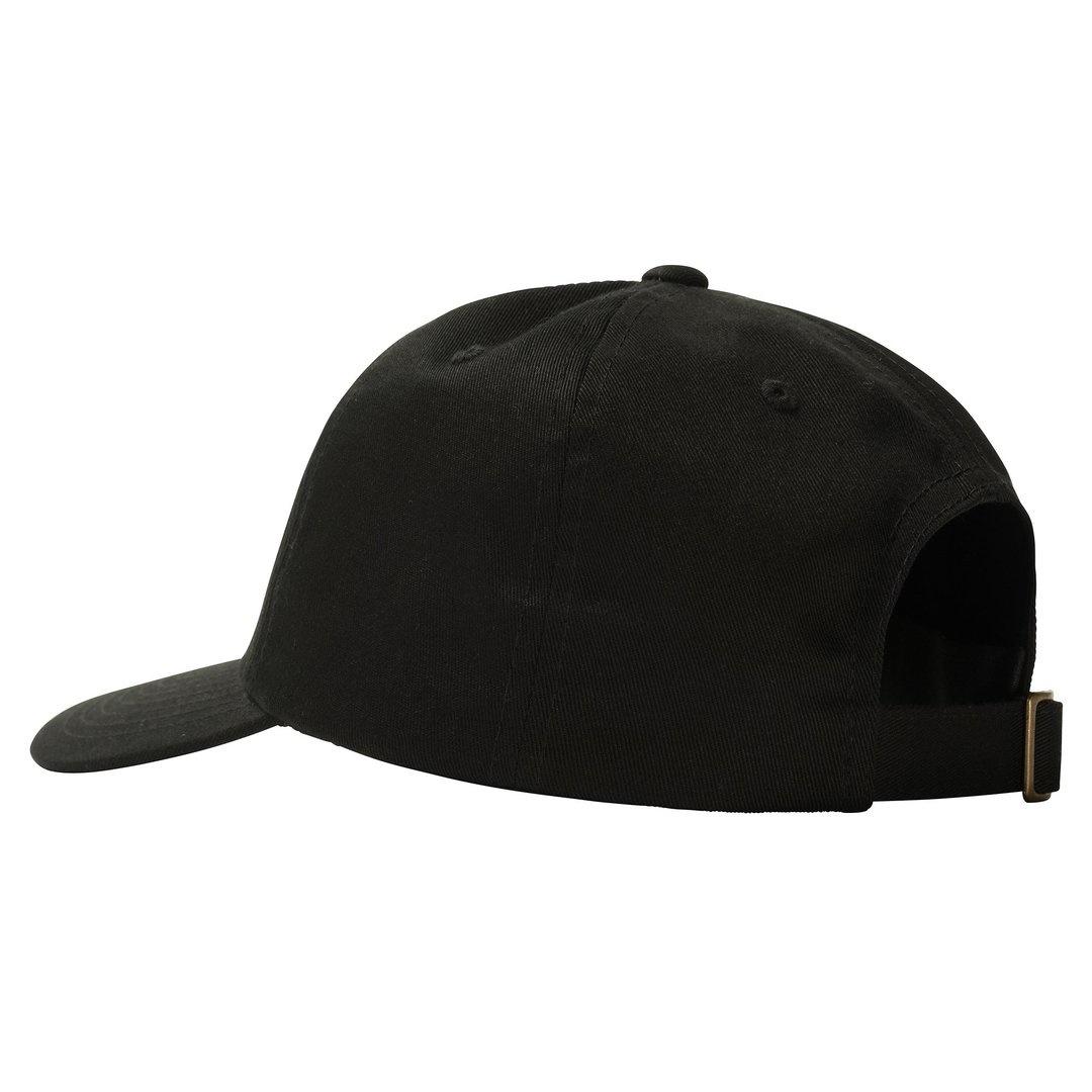 Stussy Stussy Stock Low Pro Cap Black