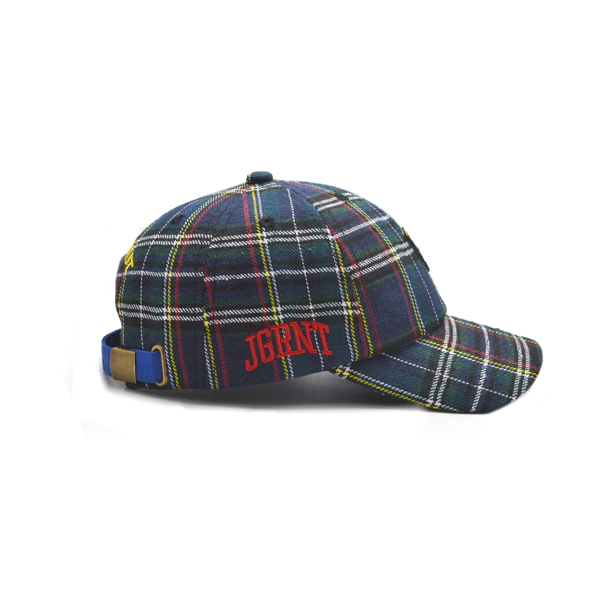 Jugrnaut Jugrnaut Shield Cap Plaid