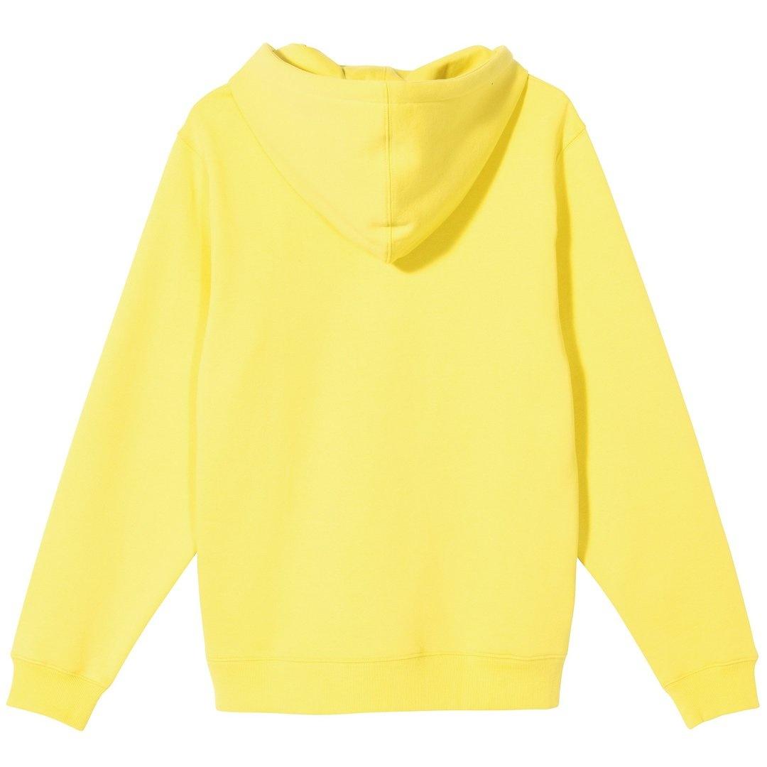 Stussy Stussy Collegiate Floral Hoody Lemon