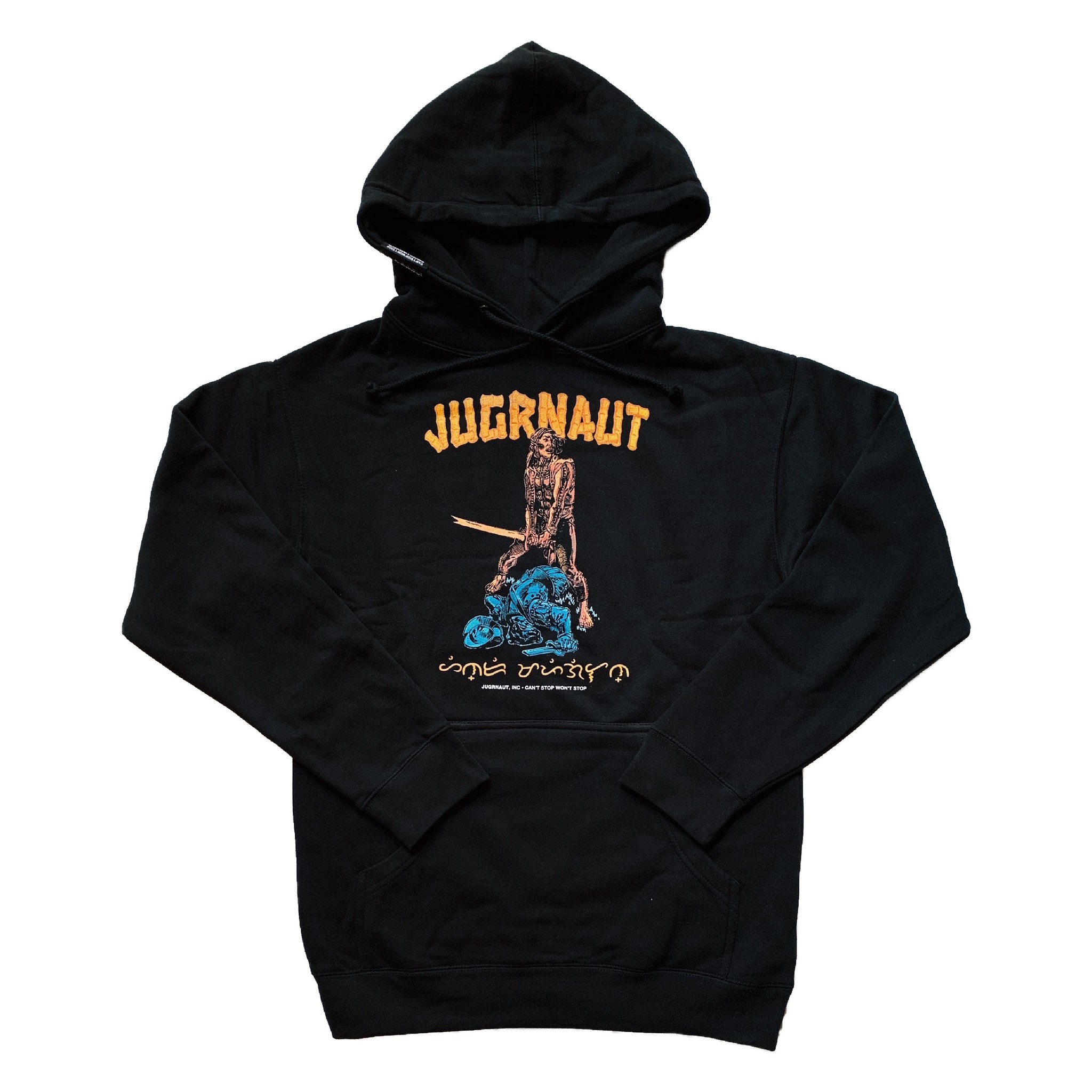 Jugrnaut Jugrnaut Lapulapu Hoody black