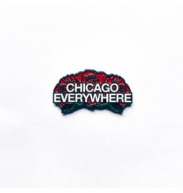 Jugrnaut Jugrnaut Chicago Everywhere Enamel Pin