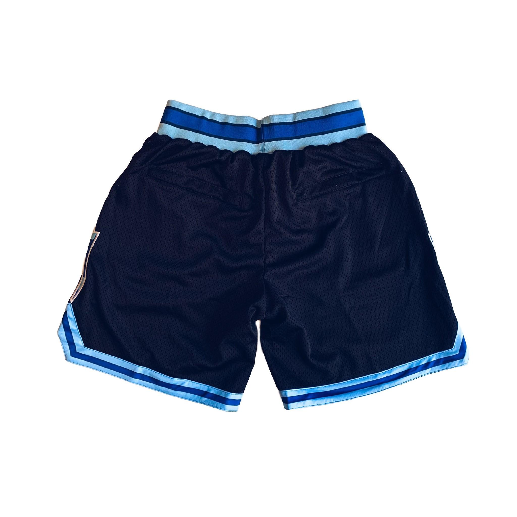 Jugrnaut Jugrnaut x E and J Shorts Black/blue