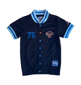 Jugrnaut Jugrnaut E and J Warm Up Jersey Blk/blue