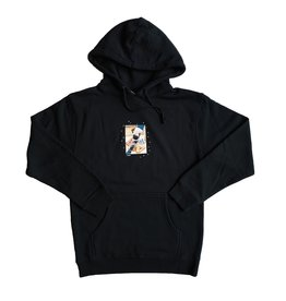 10 Deep 10 Deep Love and Death Hoodie Black