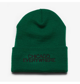 Jugrnaut Jugrnaut Chi Everywhere / Shield Beanie Green