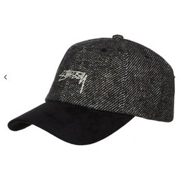Stussy Stussy Speckled Wool Cap Rust