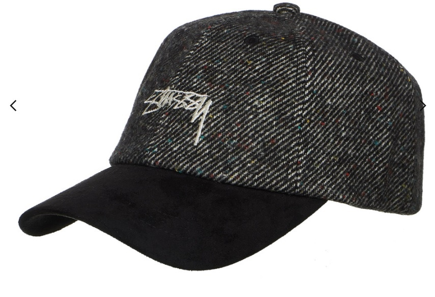Stussy Stussy Speckled Wool Cap Rust