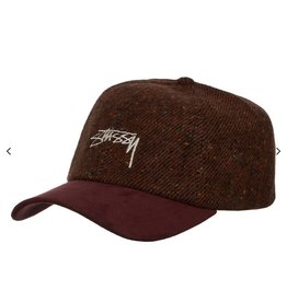 Stussy Stussy Speckled Wool Cap Black