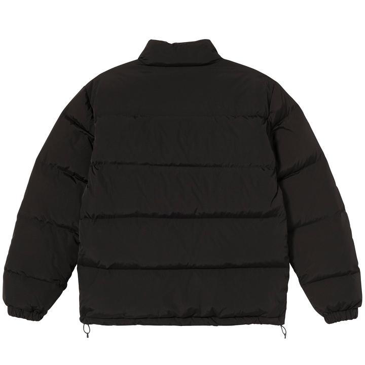 Stussy Stussy Solid Puffer Jacket Black