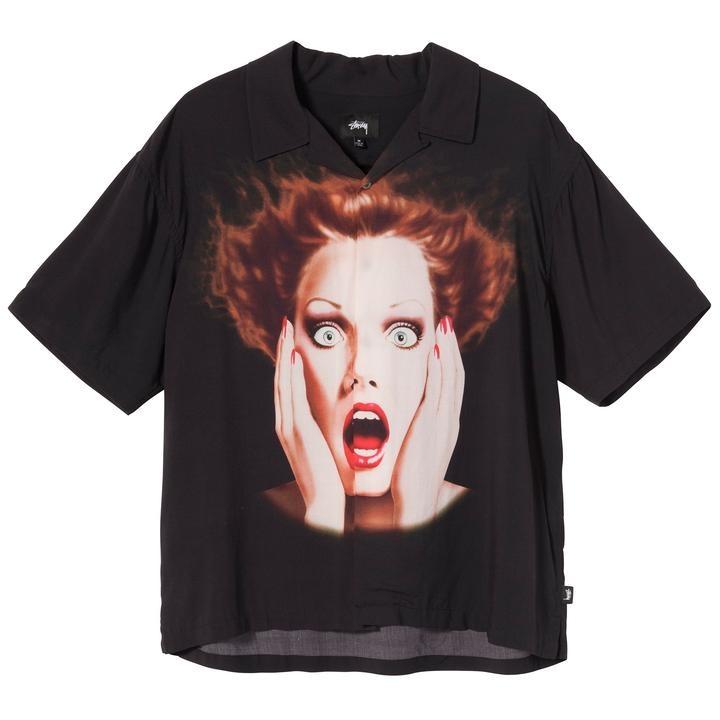 Stussy Stussy Harumi Girl Shirt Black