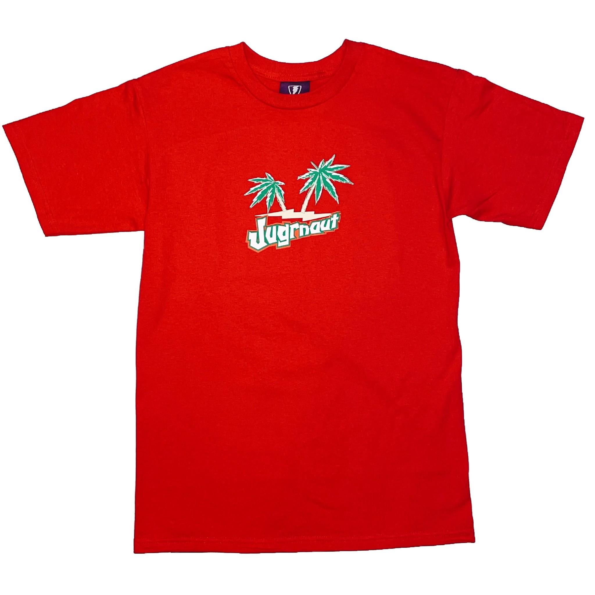 Jugrnaut Jugrnaut Tahitian Tee Red