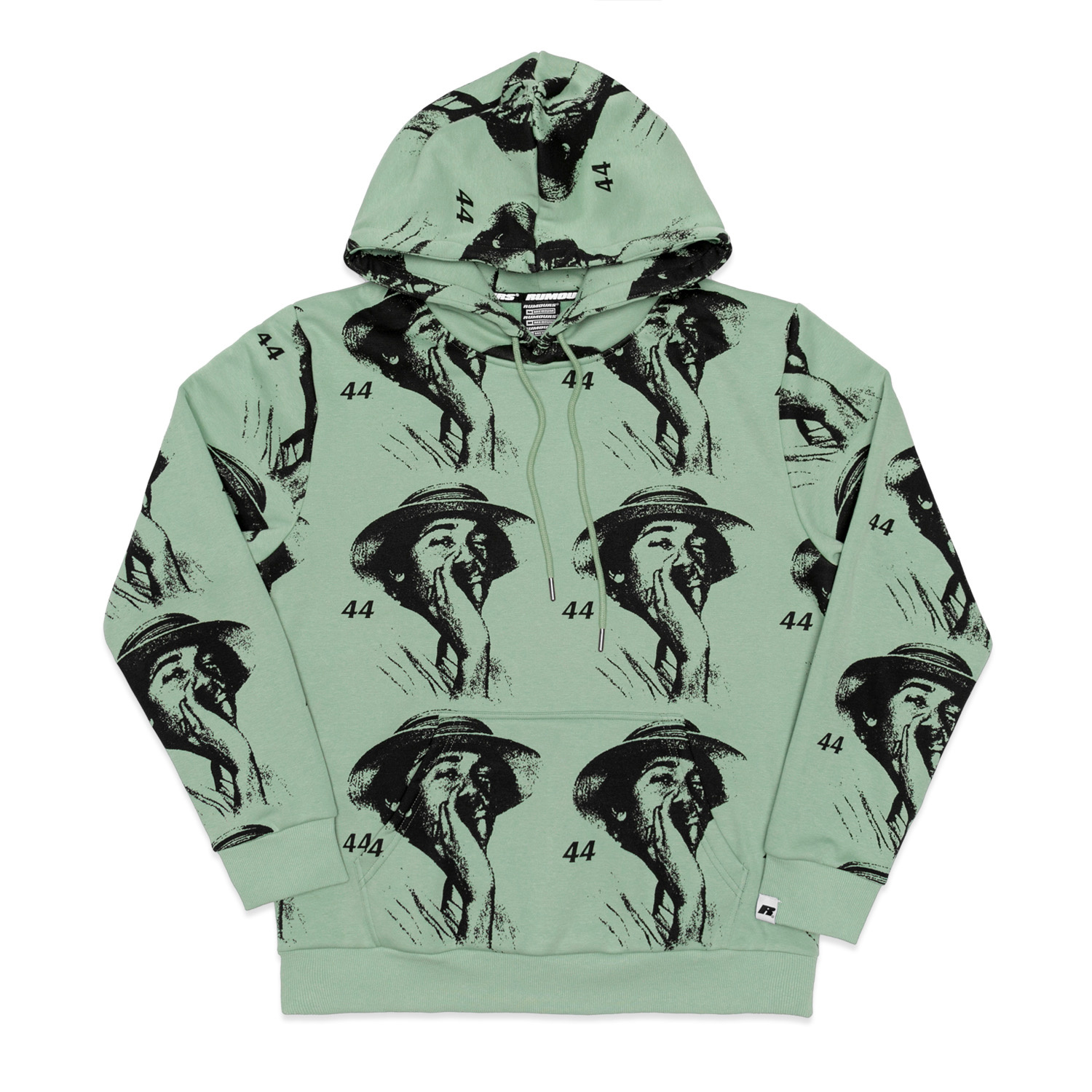 Rumours Rumours Baby Come Back Hoodie Mint