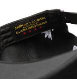 Jugrnaut Jugrnaut x J.C. Rivera x All Start Press Snap Back Black