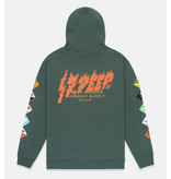 10 Deep 10 Deep Prohibited Hoody Forest
