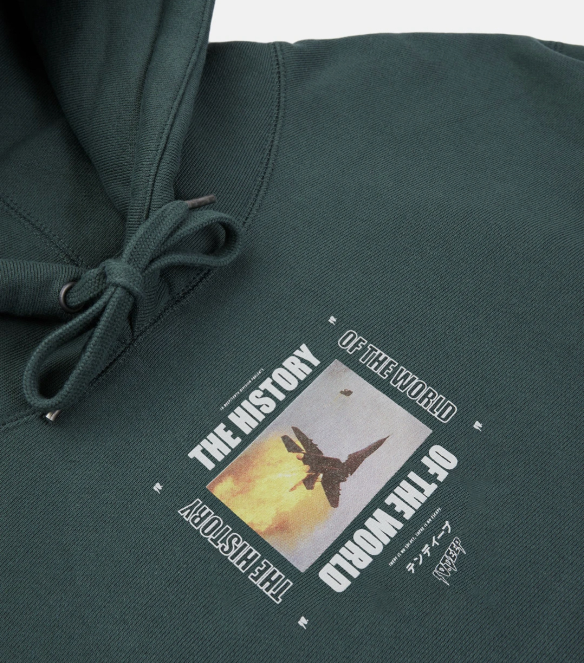 10 Deep 10 Deep History of the World Hoody Forest