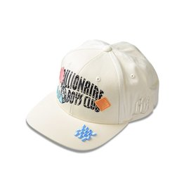 BBC BBC BB Arch Snapback Hat Buttercream