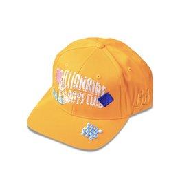 BBC BBC BB Arch Snapback Hat Orange