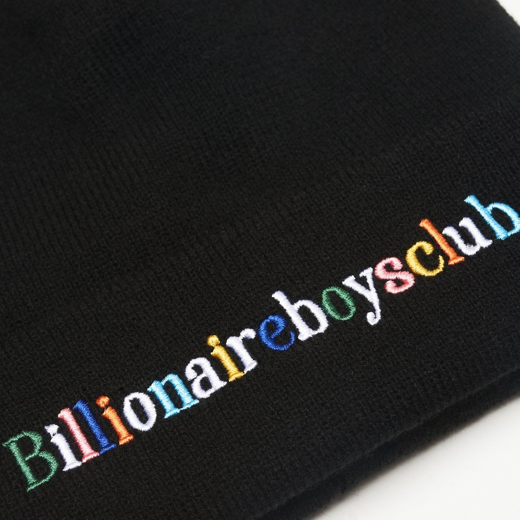 BBC BBC BB Alphabet Skully Black