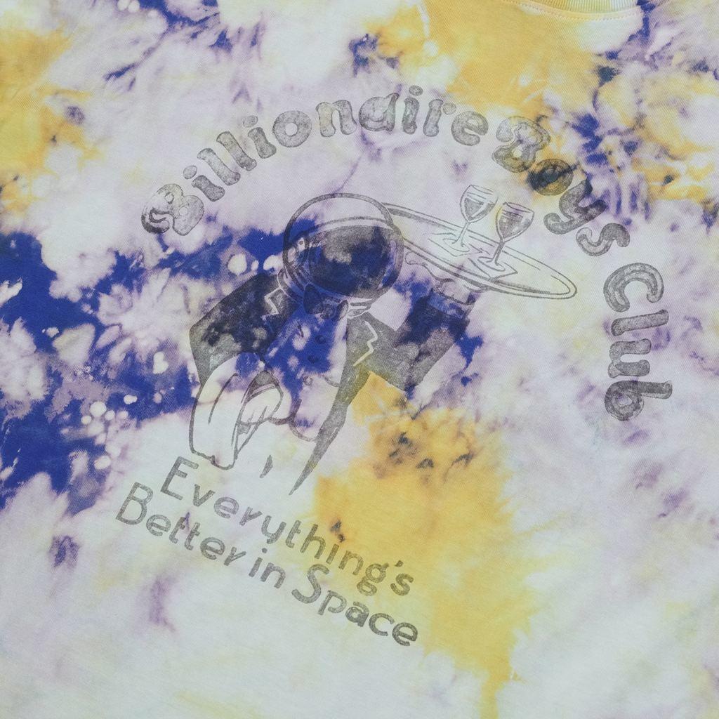 BBC BBC BB Sky Bar SS Knit  Skyblue
