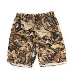 Black Scale Burke Shorts