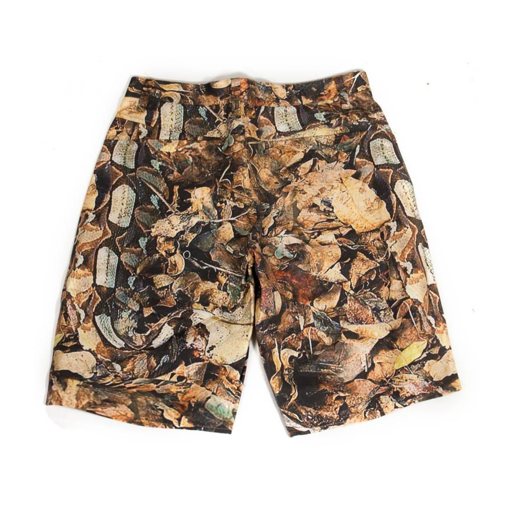 Black Scale Burke Shorts
