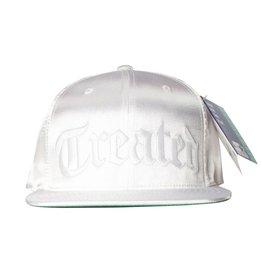 Jugrnaut Jugrnaut x Treated Satin Pearl White Crown