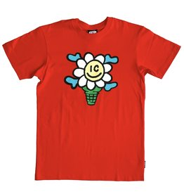 Icecream Icecream Dotty SS Tee Red
