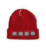 Icecream Icecream Speck knit Beanie Red