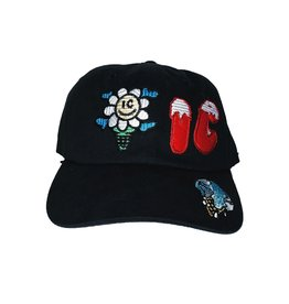Icecream Icecream House Twill Hat Black