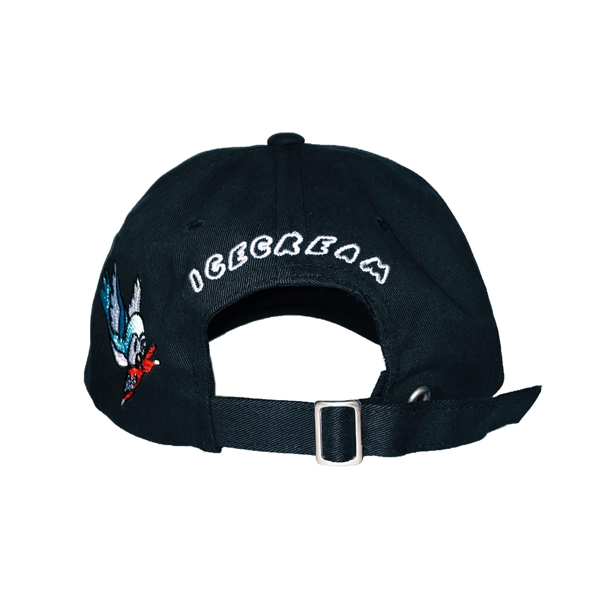 Icecream Icecream House Twill Hat Black