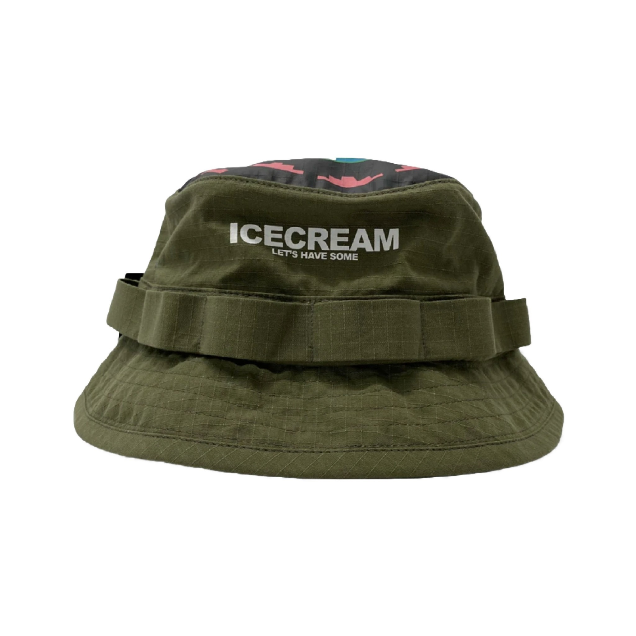 Icecream Icecream Army Bucket Vineyard