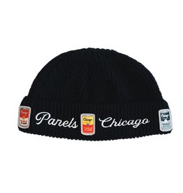 Panels Panels Campbell Beanie Black