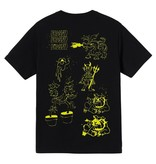 Stussy Stussy Bad Dream Tee Black